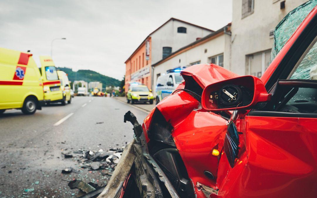 crash de voiture