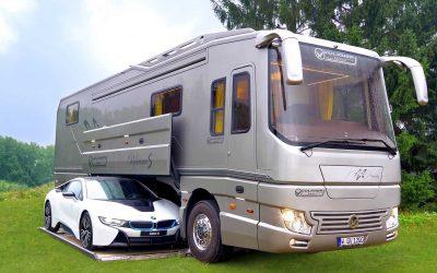 Pourquoi faire l'achat d'un camping car ?
